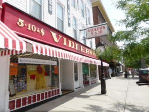 Vidler's