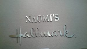 Naomi's Hallmark